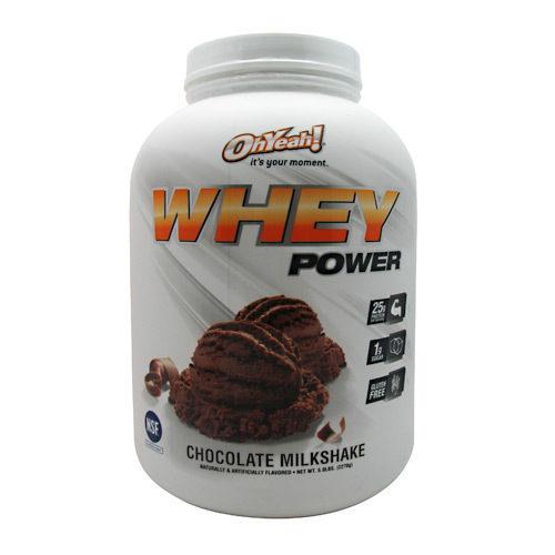 Oh Yeah Whey Power