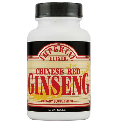 Chinese Red Ginseng