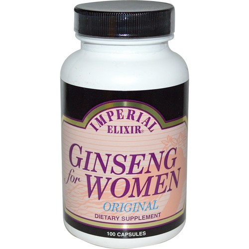 Ginseng for Women