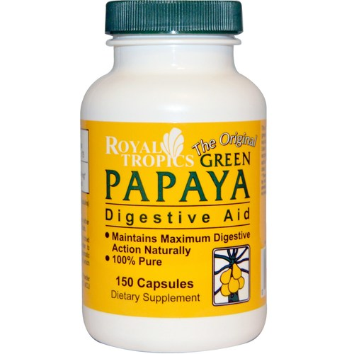Green Papaya Digestive