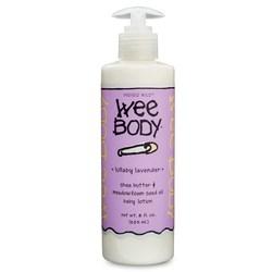 Indigo Wild Wee Body Baby Lotion