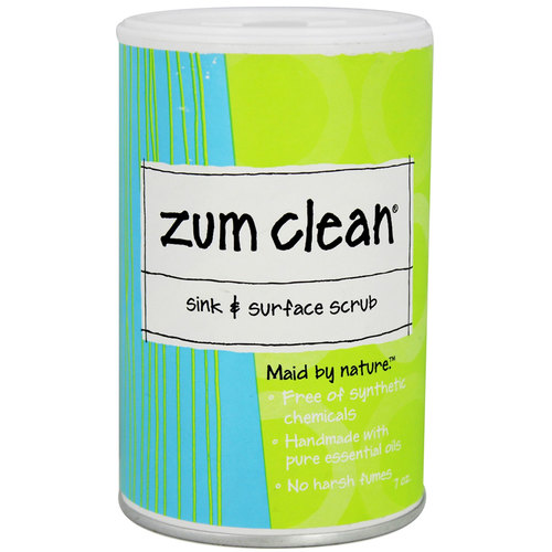 Zum Clean Sink and Surface Scrub