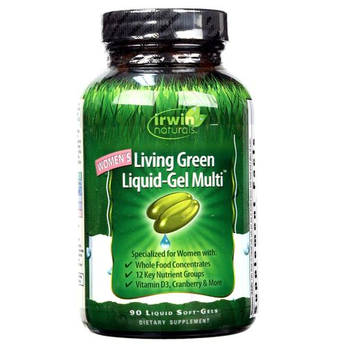 Women's Living Green Multi