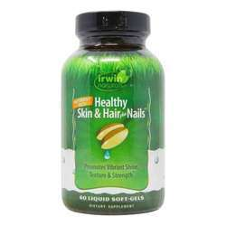 Irwin Naturals Healthy Skin  Hair Plus Nails
