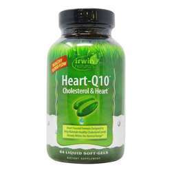 Irwin Naturals Heart-Q10 Cholesterol and Heart