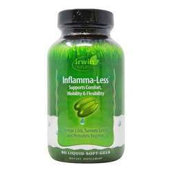 Irwin Naturals Inflamma-Less Tissue Mobility Support
