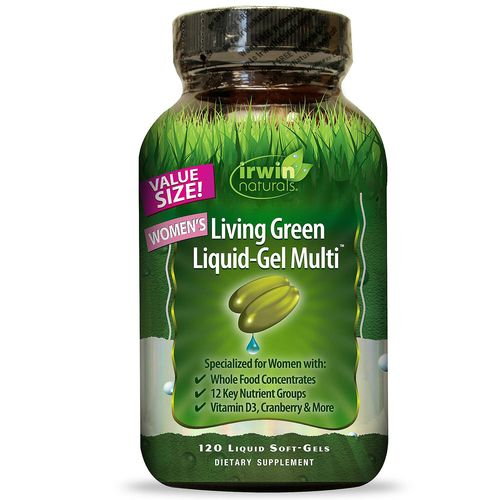 Women's Living Green Liquid-Gel Multi
