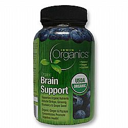 Irwin Naturals Brain Support - Organic