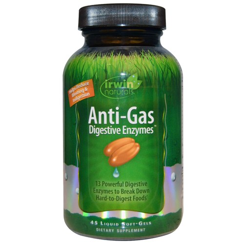 Anti-Gas Digestive Enzymes