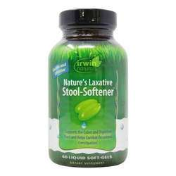 Irwin Naturals Nature's Laxative Stool-Softener