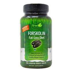 Irwin Naturals Forskolin Fat-Loss Diet