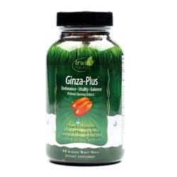Irwin Naturals Ginza-Plus