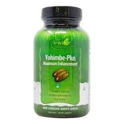 Irwin Naturals Yohimbe-Plus