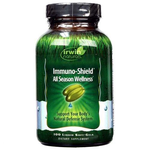 Irwin Naturals Immuno-Shield - 100 Liquid Gel Caps - 710363262419_1.jpg