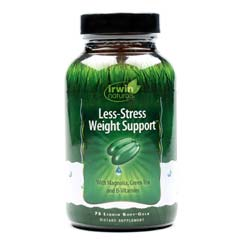 Irwin Naturals Less-Stress Weight Control