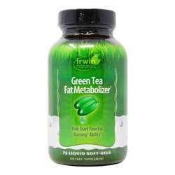 Irwin Naturals Green Tea Fat Metabolizer