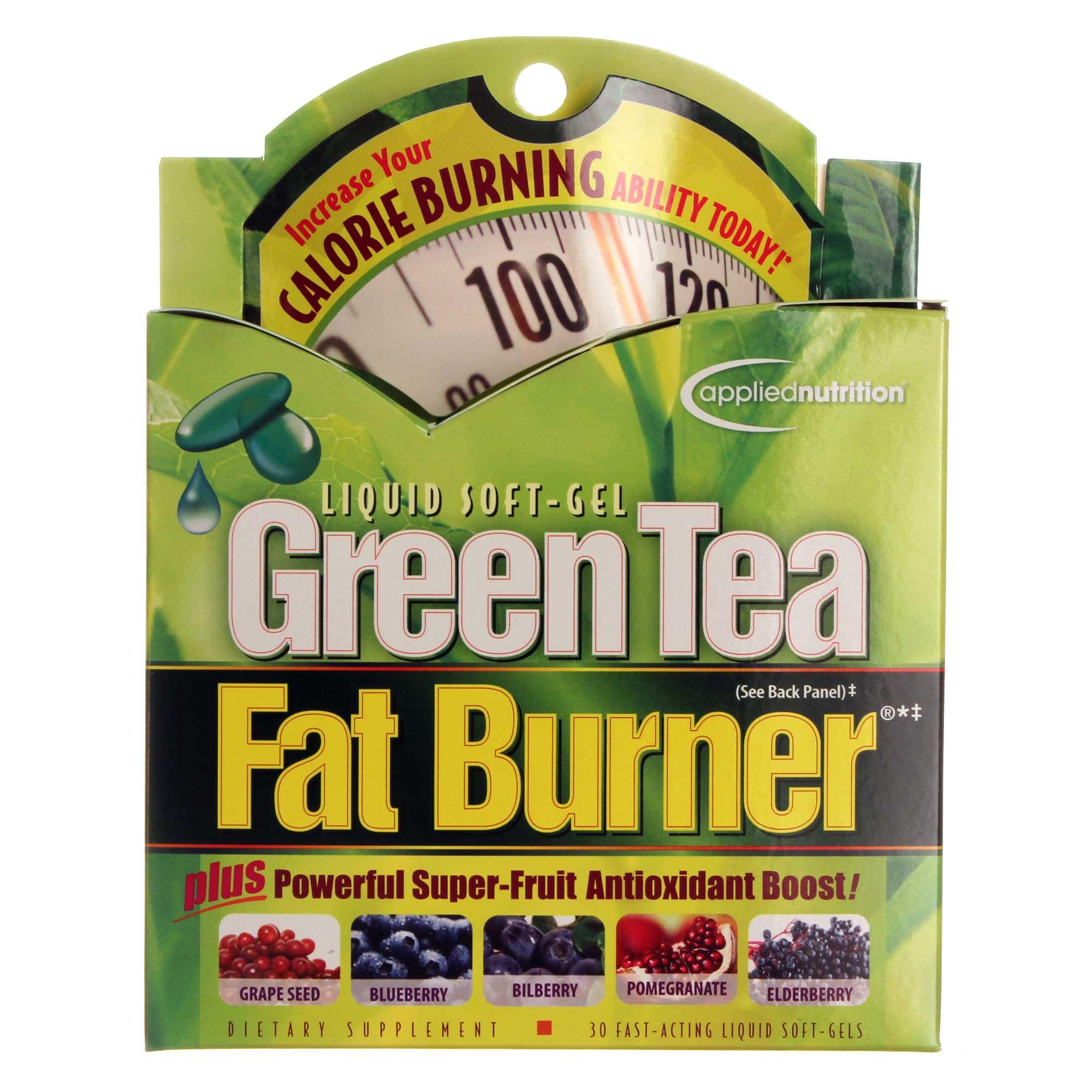 Irwin Naturals Green Tea Fat Burner 30 Gelcaps