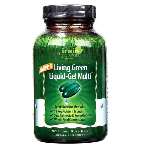 Men's Living Green Liquid-Gel Multi