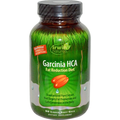 Garcinia HCA Fat Reduction Diet