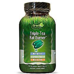 Irwin Naturals Triple-Tea Fat Burner