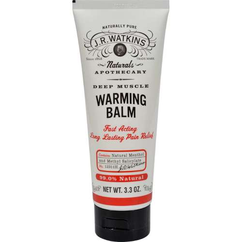 Deep Muscle Warming Balm