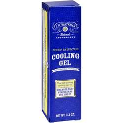 J R Watkins Deep Muscle Cooling Gel