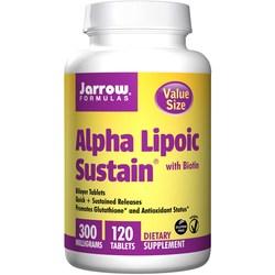 Jarrow Formulas Alpha Lipoic Sustain with Biotin
