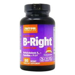 Jarrow Formulas B-Right Optimized B-Complex