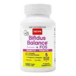 Jarrow Formulas Bifidus Balance +FOS