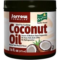 Jarrow Formulas Organic Coconut Oil