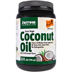 Jarrow Formulas Organic Extra Virgin Coconut Oil