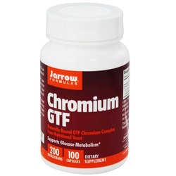 Jarrow Formulas Chromium GTF