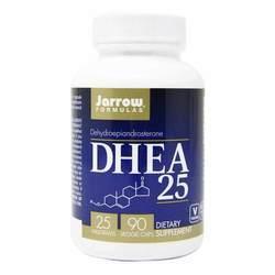 Jarrow Formulas DHEA 25 mg