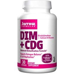 Jarrow Formulas DIM + CDG