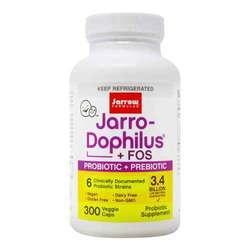 Jarrow Formulas Jarro-Dophilus + FOS Probiotic Plus Prebiotic