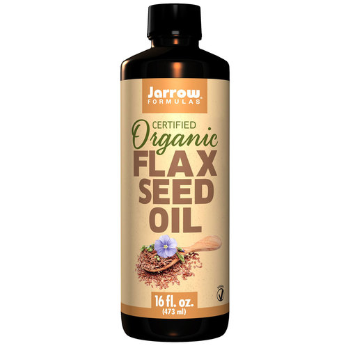 Fresh Pressed Flaxseed Oil