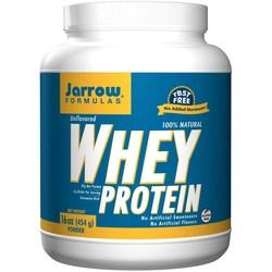 Jarrow Formulas 100% Natural Whey Protein Powder