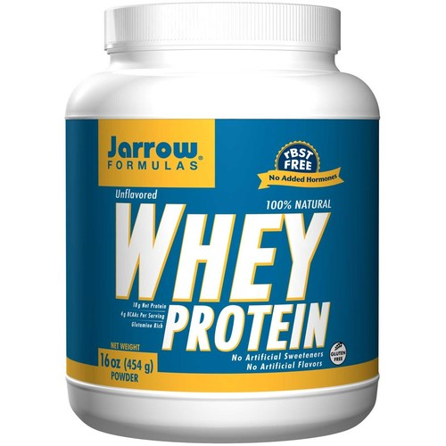 100% Natural Whey Protein Powder