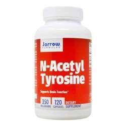 Jarrow Formulas N-Acetyl Tyrosine