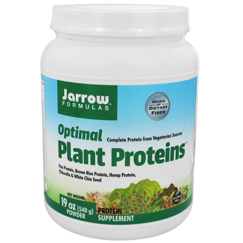 Optimal Plant Proteins Powder