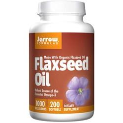 Jarrow Formulas Organic Flaxseed Oil