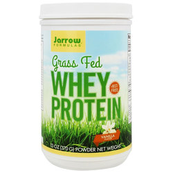 Jarrow Formulas Grass Fed Whey Protein
