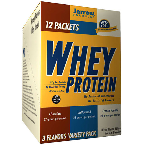 100- Natural Whey Protein Variety Pack