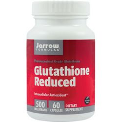 Jarrow Formulas Glutathione Reduced
