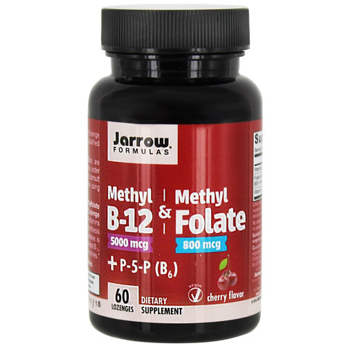 Methyl B-12 & Methyl Folate