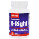Jarrow Formulas K-Right Vitamin K Complex