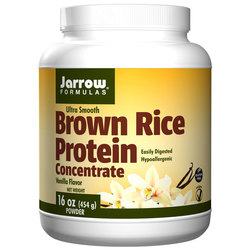 Jarrow Formulas Ultra Smooth Brown Rice Protein Concentrate