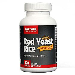 Jarrow Formulas Red Yeast Rice + CoQ10