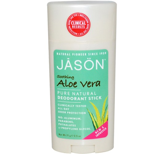 Aloe Vera Pure Natural Deodorant Stick
