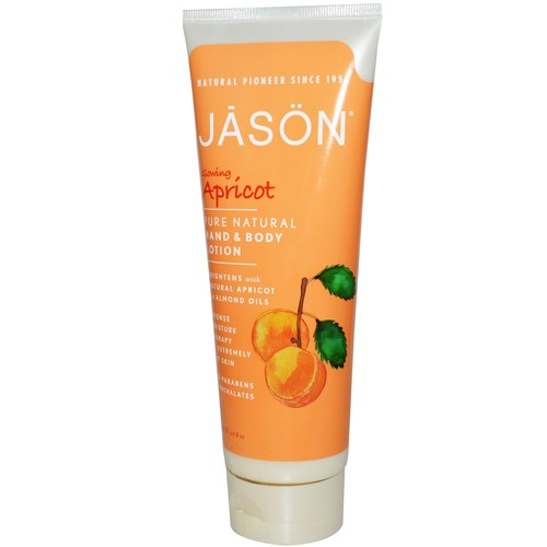 Apricot Pure Natural Hand & Body Lotion